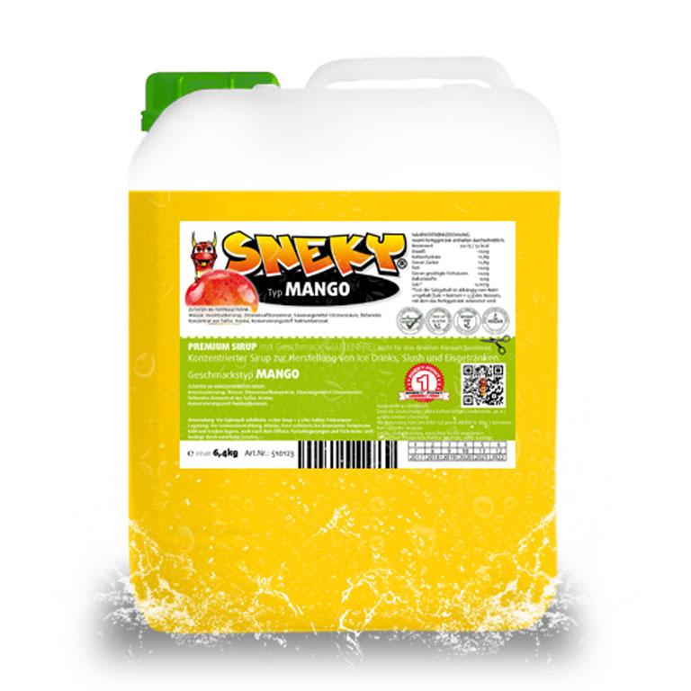 Kanister Azofrei-Sneky-Mango